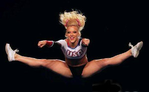 star toe touch