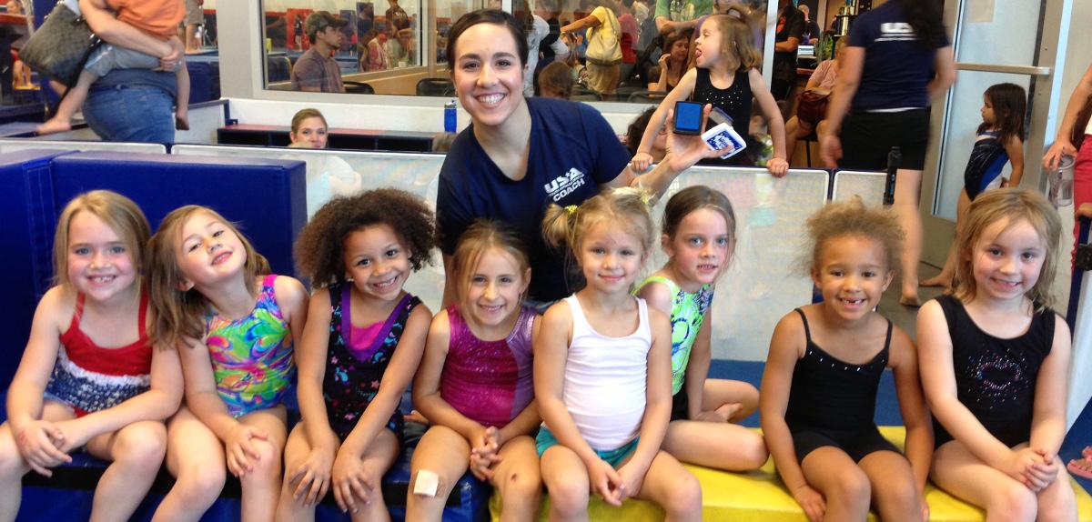 Gymnastics Classes | Pinnacle Gymnastics
