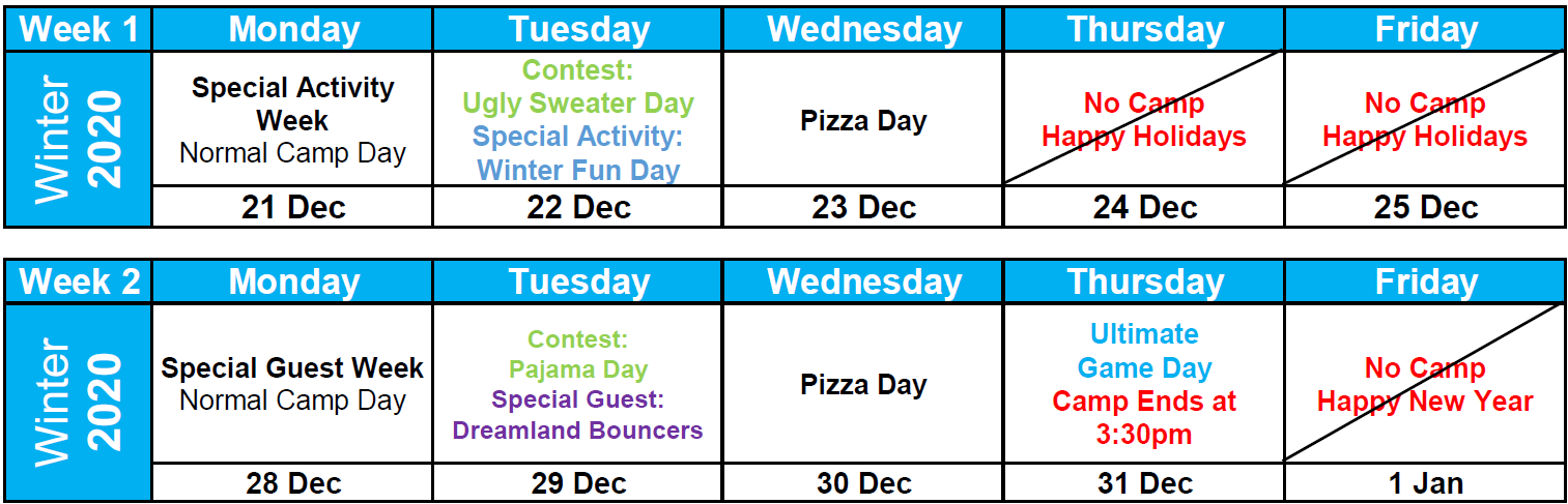 winter-camp-activities