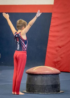usa flairs gymnastics