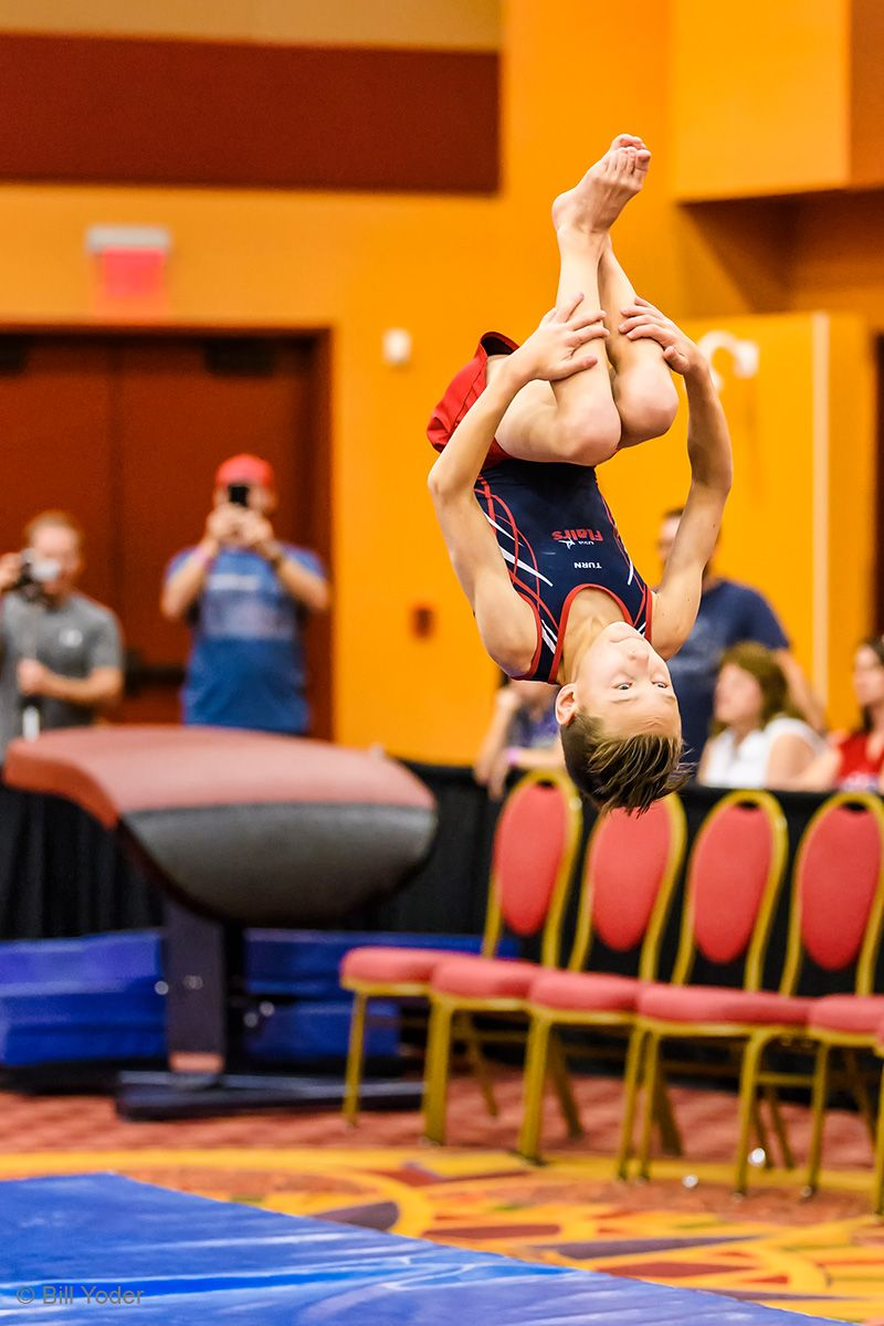 mcdonalds invitational gymnastics meet