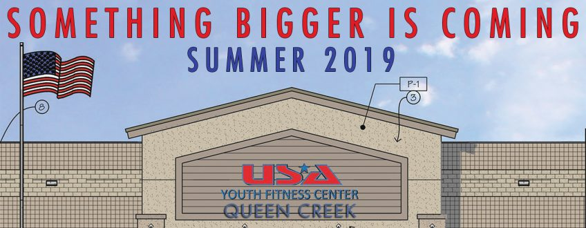 usa youth fitness center builds new queen creek facility