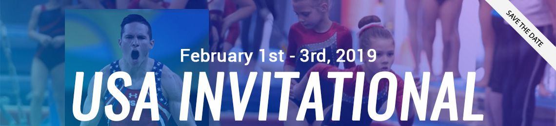 USA Invitational - February 1st - 3rd, 2019