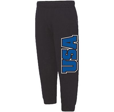 Sweatpants Blue - USA Youth Fitness Center