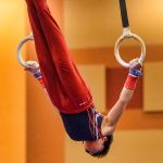 USA Invitational Mens Gymnastics Rings