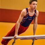 USA Invitational Mens Gymnastics Parallel Bars